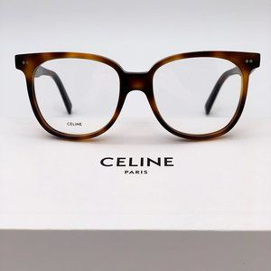 🔥 Celine Eyeglasses CL50010I 053 Women